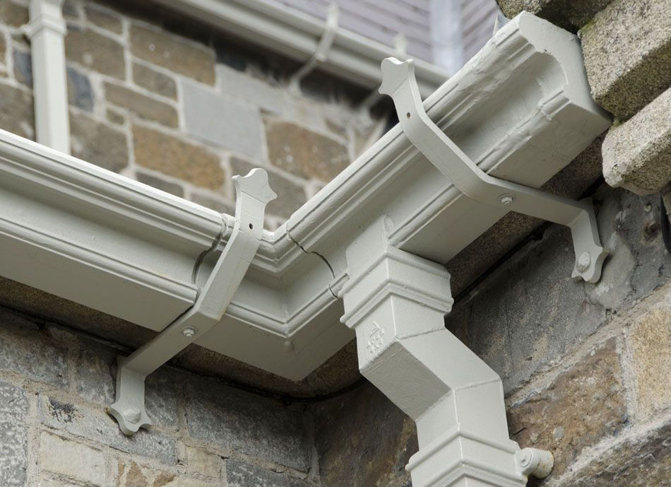 Gutter repairs - The Gutter and Cladding Company