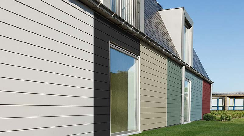 Weatherboard Cladding Insulation - The Gutter and Cladding Company