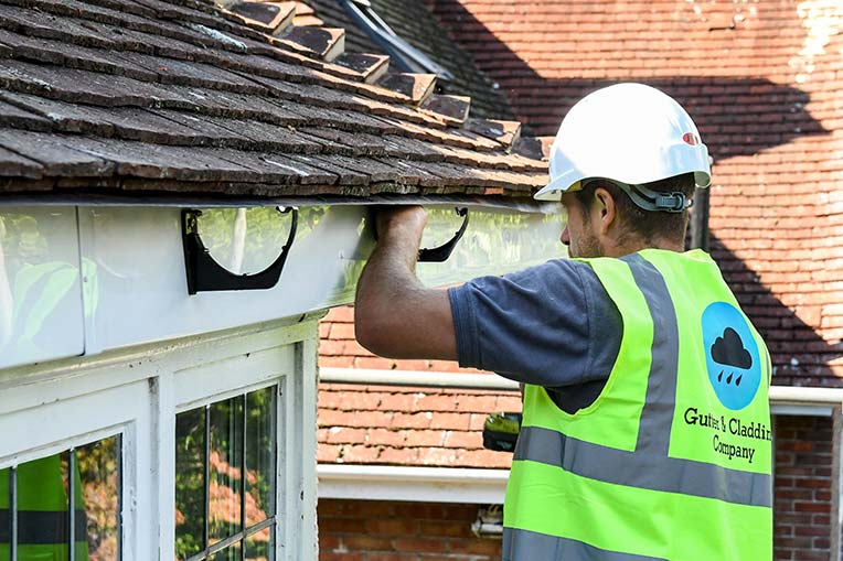 The Gutter and Cladding Company - New Fascia Board