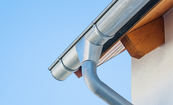 Commercial Guttering - The Gutter & Cladding Company