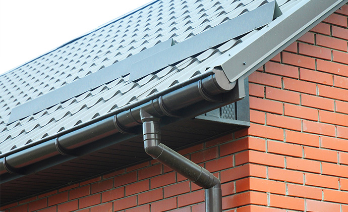 High Quality Guttering - The Gutter & Cladding Company