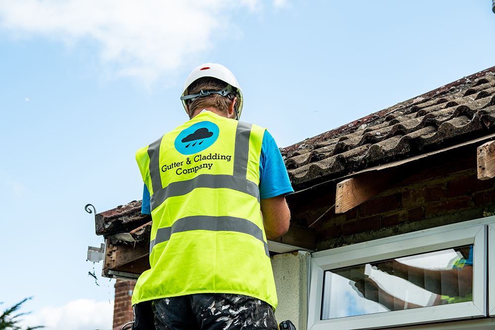 Gutter Repair - The Gutter and Cladding Company