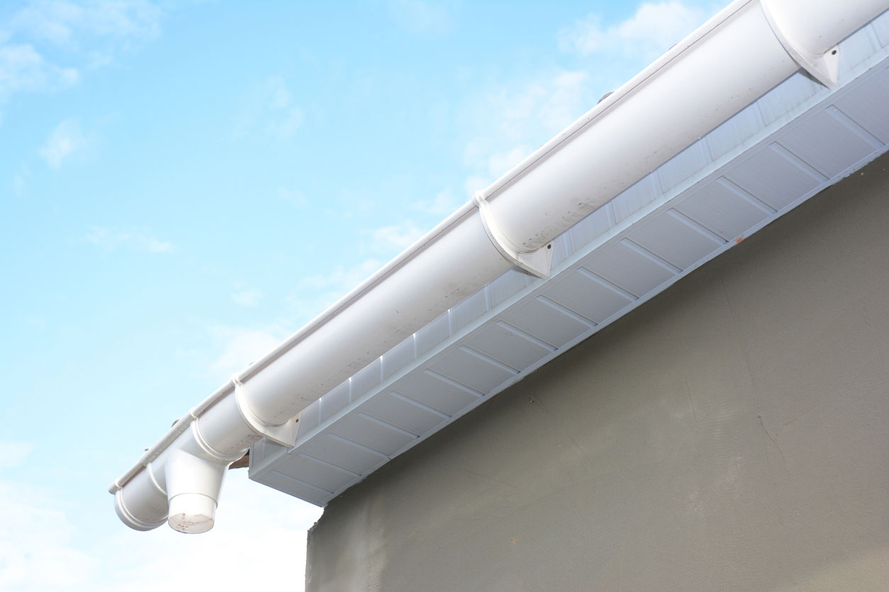 Soffit Replacement - The Gutter and Cladding Company