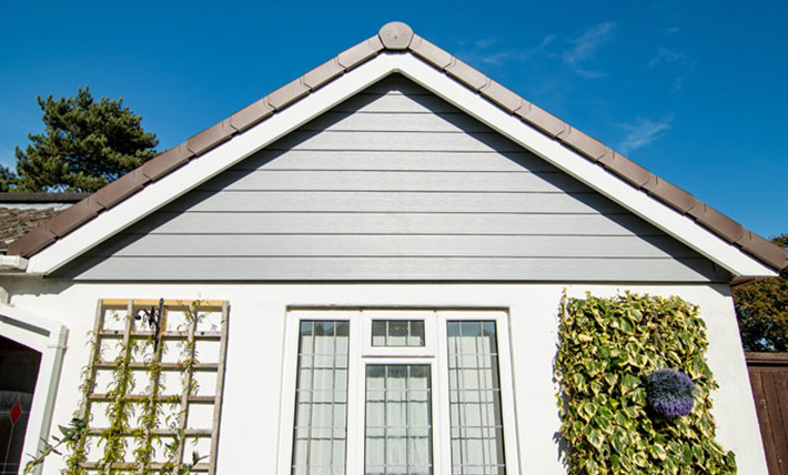 Affordable house Cladding