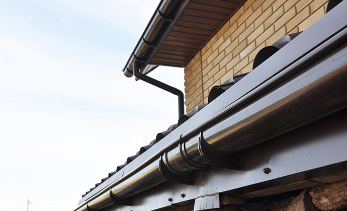 The Gutter and Cladding Company - Excellent 20yr warranty