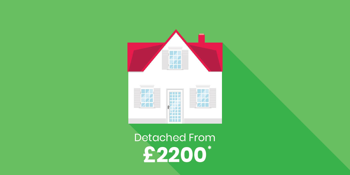 The Gutter and Cladding Company - Detached From £2200*
